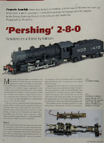 Baldwin WWI Pershing in HO
